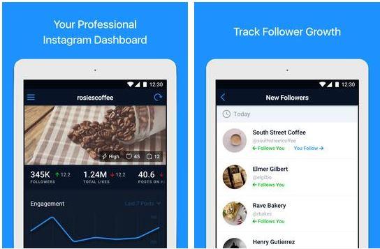 Aplikasi Followers+