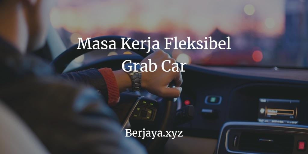 Cara Daftar Grab Car