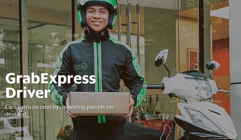 Cara Daftar GrabExpress