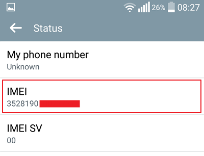 Semak IMEI Ponsel Samsung