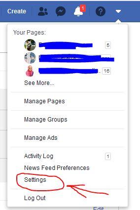 Bagaimana Nak Tukar Email Facebook