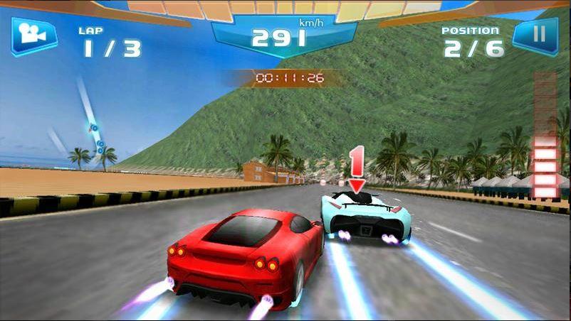 Game Kereta Fast Racing 3D