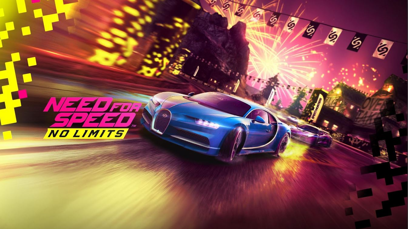 Game Kereta Need for Speed No Limits