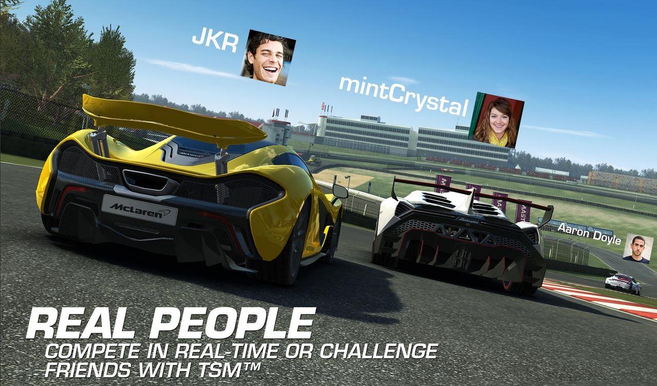 Game Kereta Real Racing 3