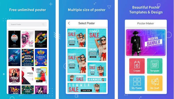 Cara Buat Poster di Smartphone